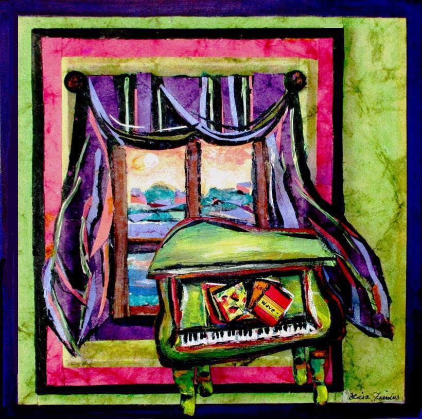 Lisa Freidus artist