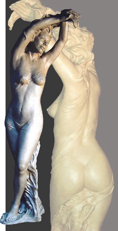Bren Sibilsky, Aphrodite