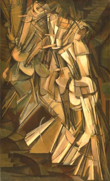 Marcel-Duchamp-stair