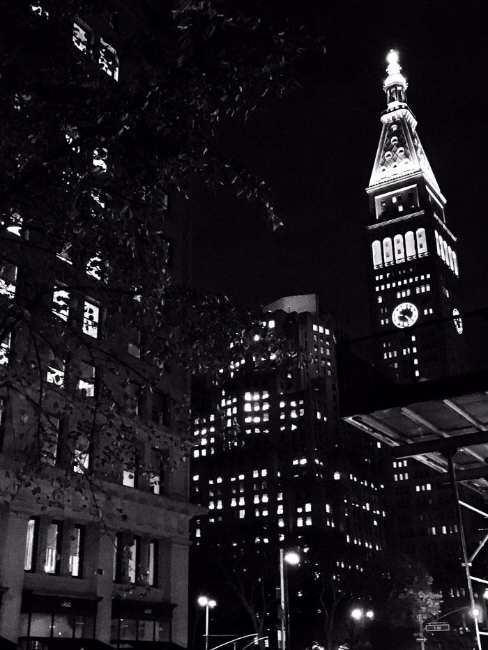 James Bacchi, #inthesky 6, photograph, NYC
