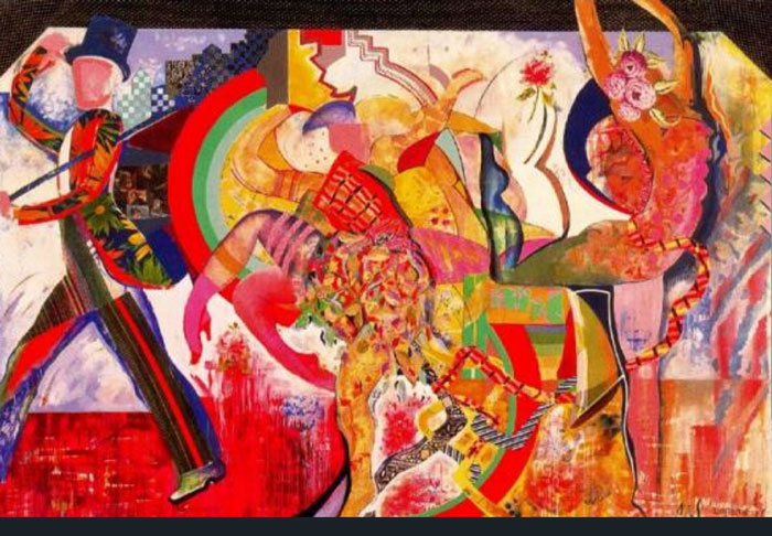 When Textile Crafts Become Fine Art - Manhattan Arts