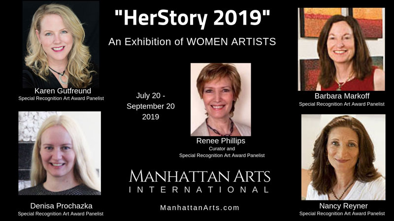 HerStory 2019 Special Recognition Art Awards - Manhattan Arts